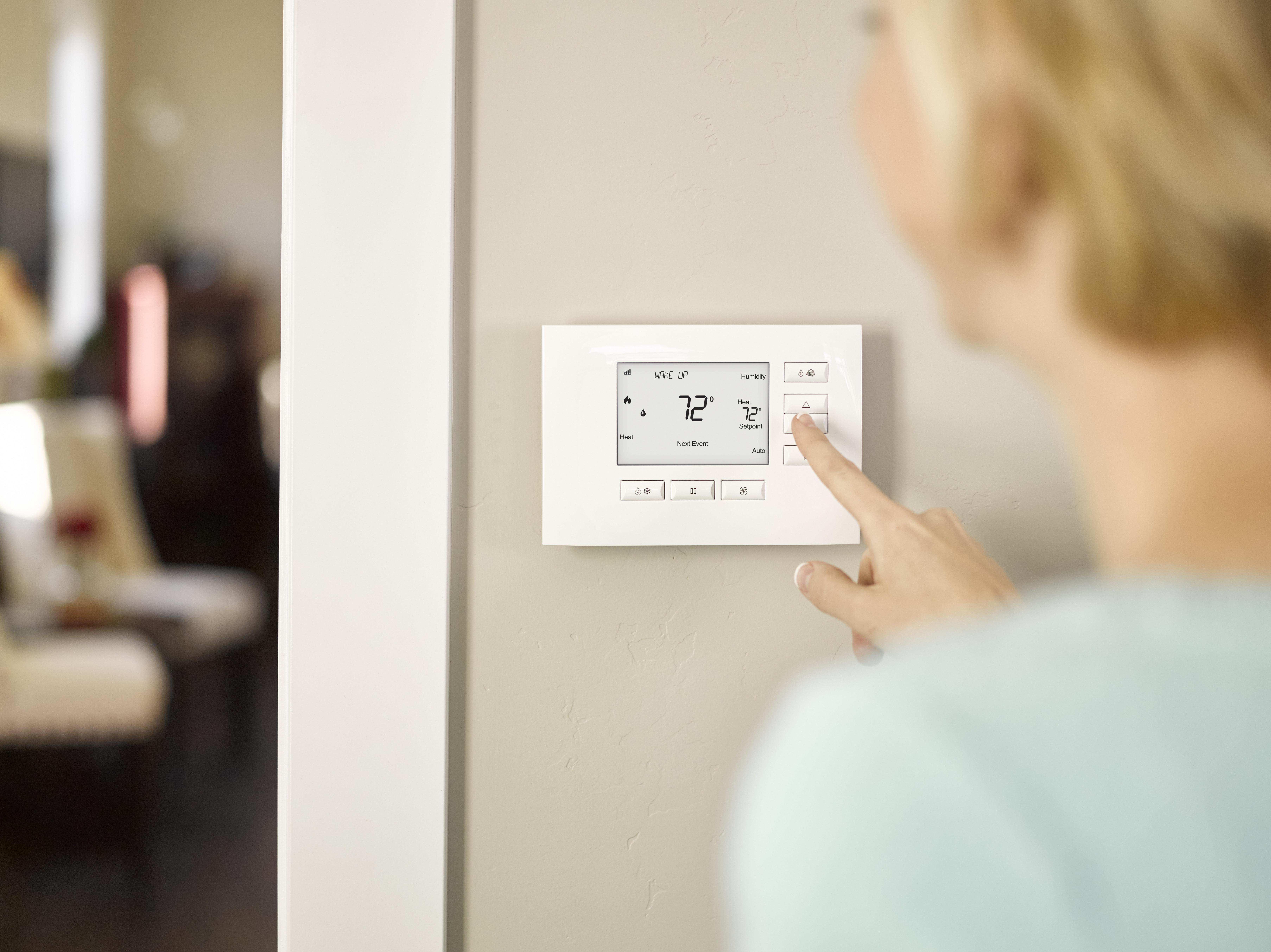 Smart Thermostat Installer in Houston