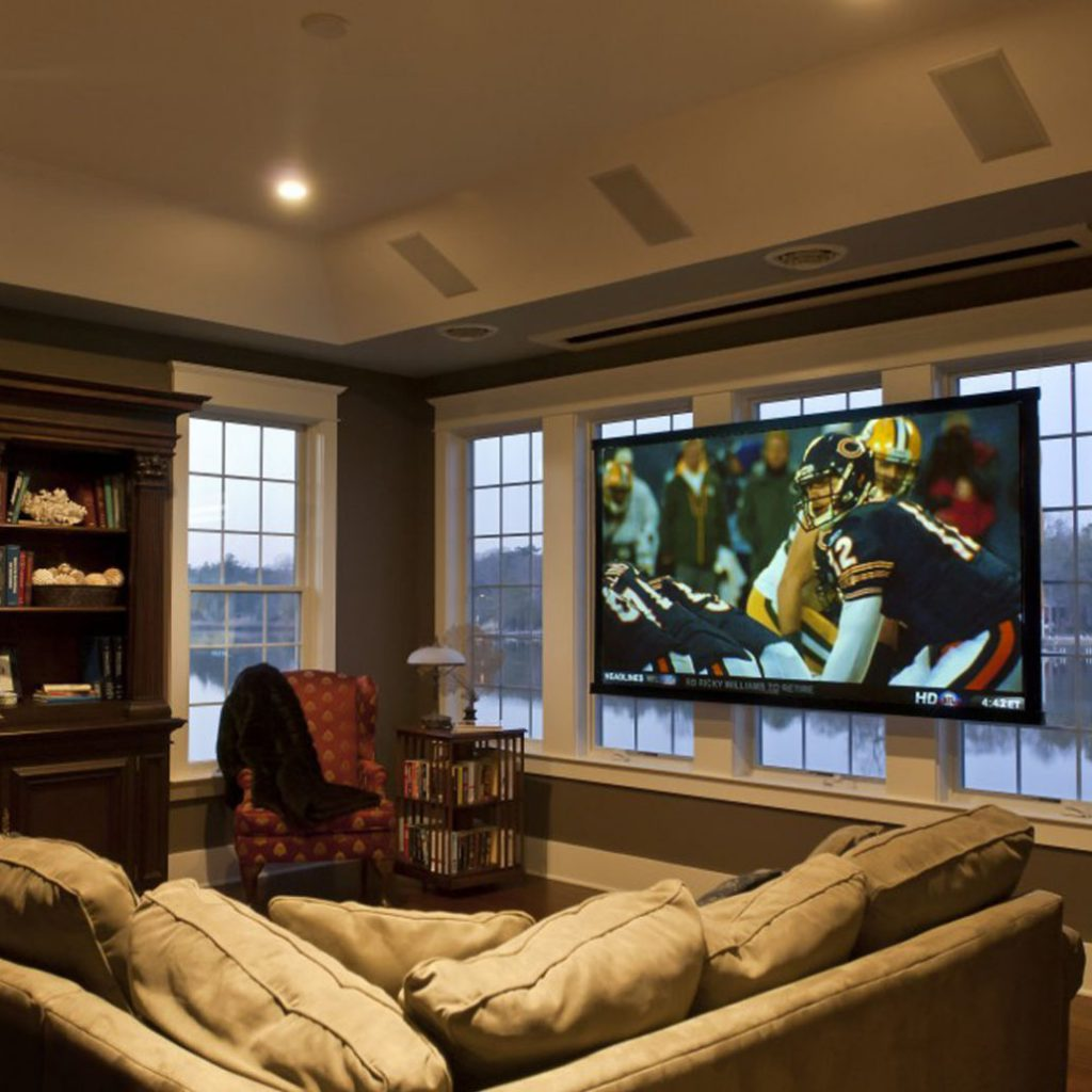 Home Theater Design Company in Houston