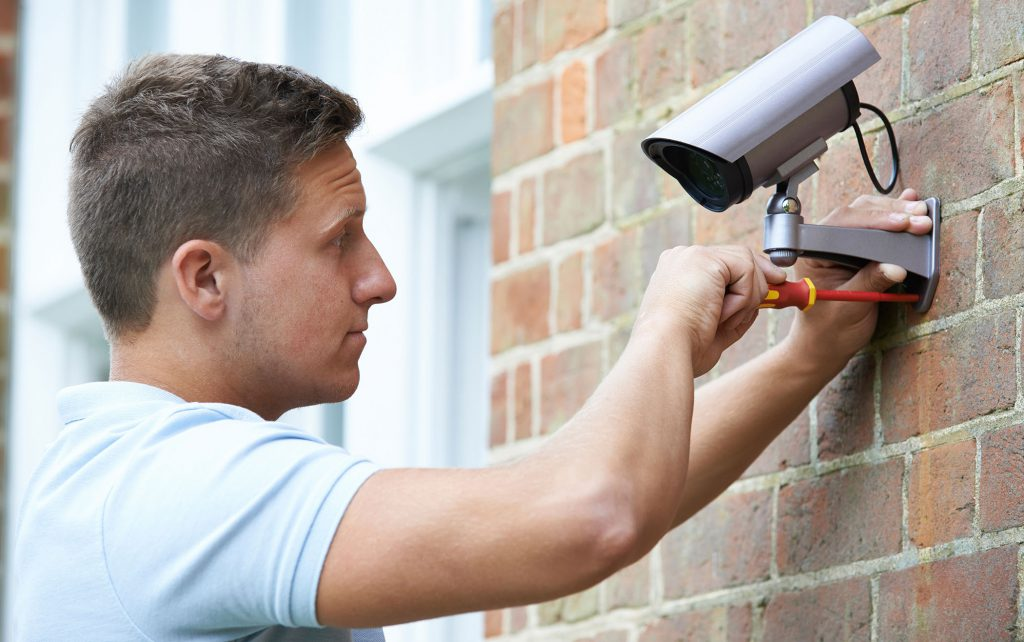 Security Camera Installation Services in Houston Texas